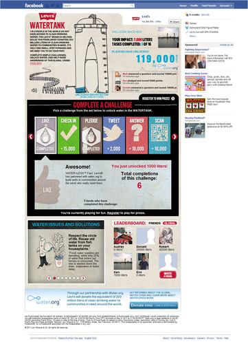 The Levi's® Brand Teams Up with Water.org to 'Unlock' 200 Million Liters of Clean Water Worldwide