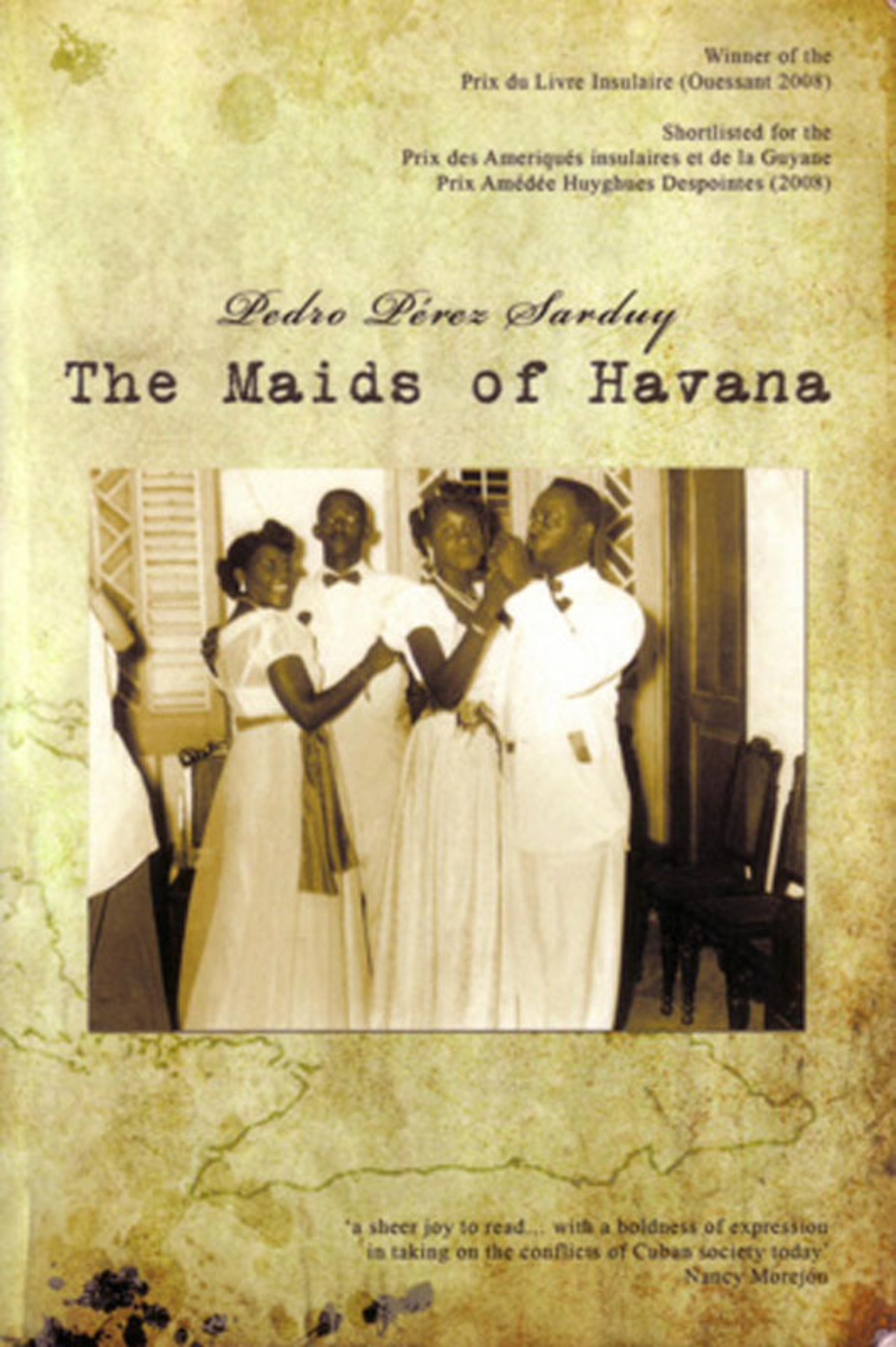 Mylo Carbia to Write Script for Maids of Havana. (PRNewsFoto/Zohar Films) (PRNewsFoto/ZOHAR FILMS)
