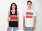 American Apparel Limited Edition HRC #EqualityForward T-Shirt