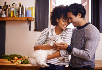 54 percent of people have found their pet as an instant conversation starter with someone they are interested in.