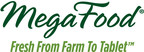 MegaFood(R) Fresh From Farm To Tablet