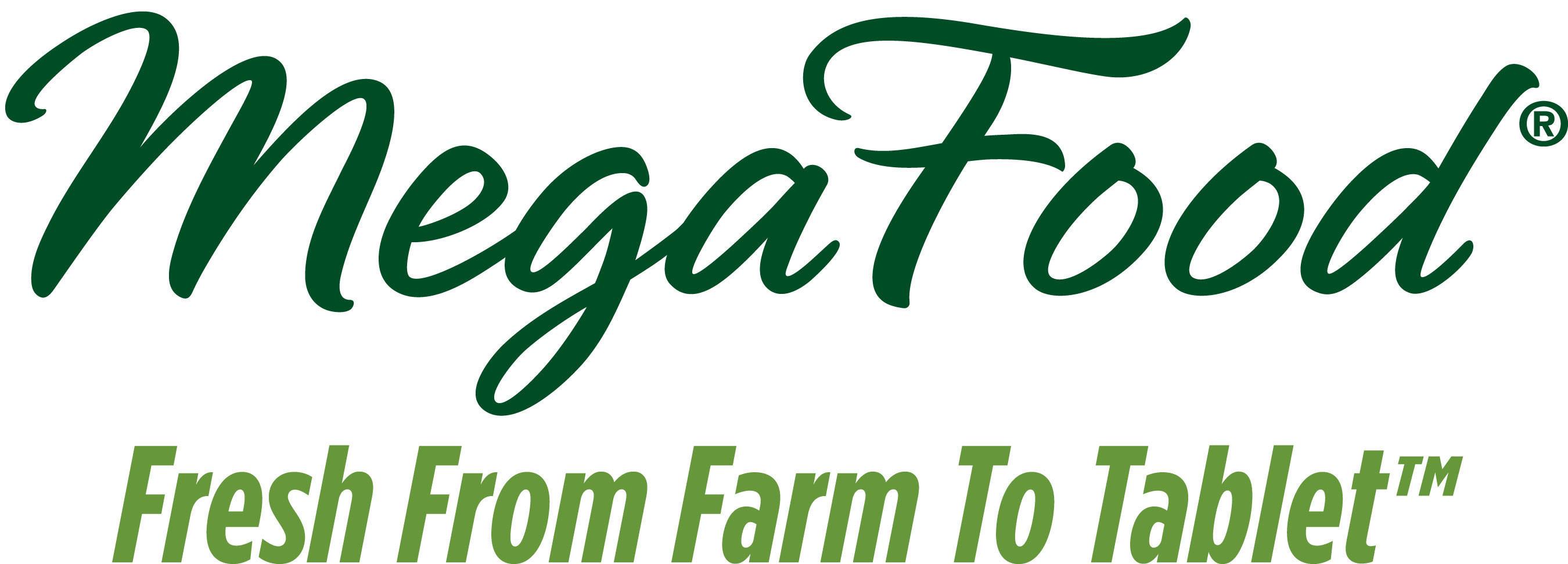 MegaFood(R) Fresh From Farm To Tablet (PRNewsFoto/MegaFood)