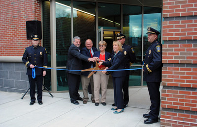 Dedication of new City of Dover Police Facility