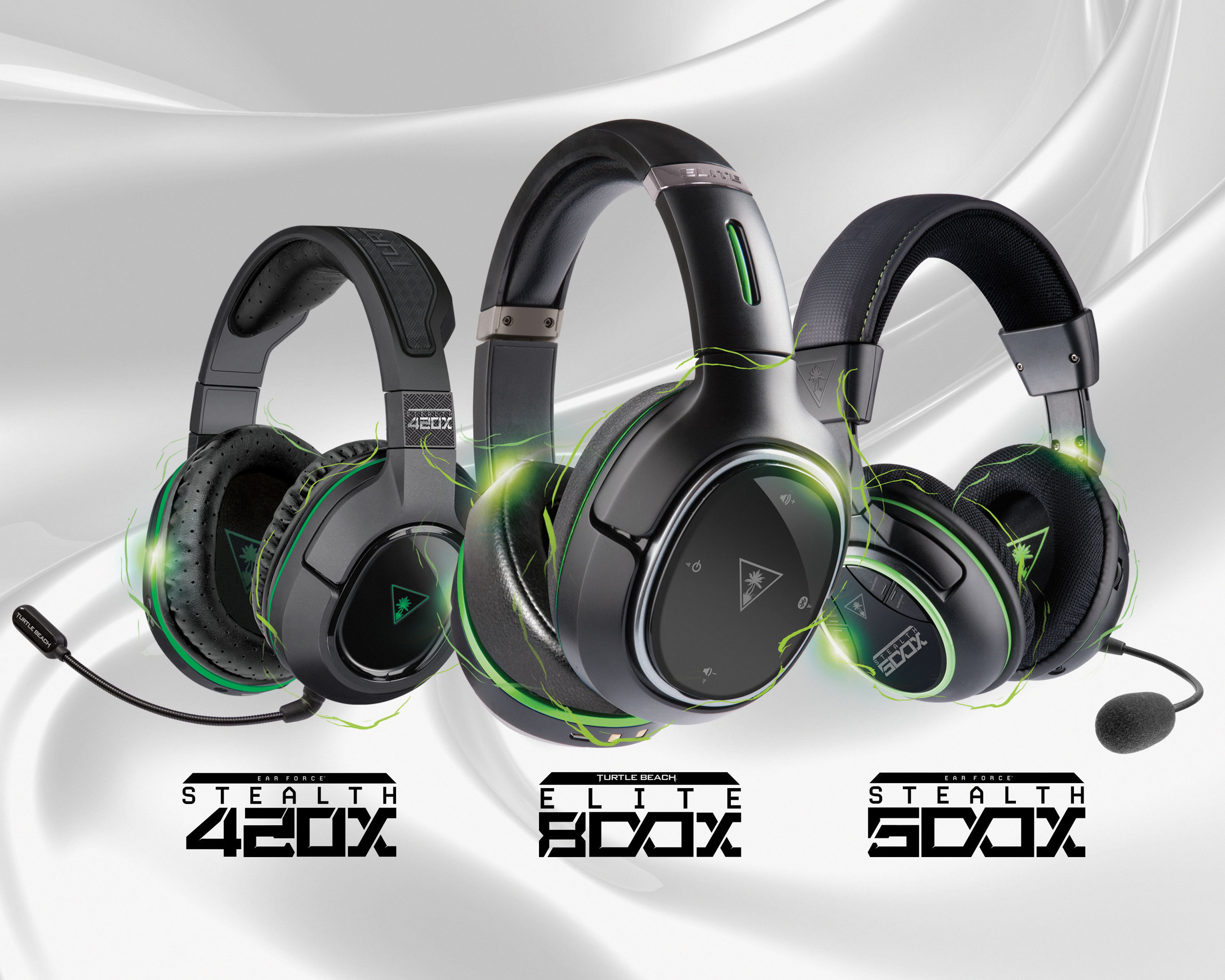 d0dd82c4f59 EAR FORCE Stealth 420X; Elite 800X; Stealth 500X EAR FORCE Stealth 450  Wireless Surround Sound PC Gaming Headset ...