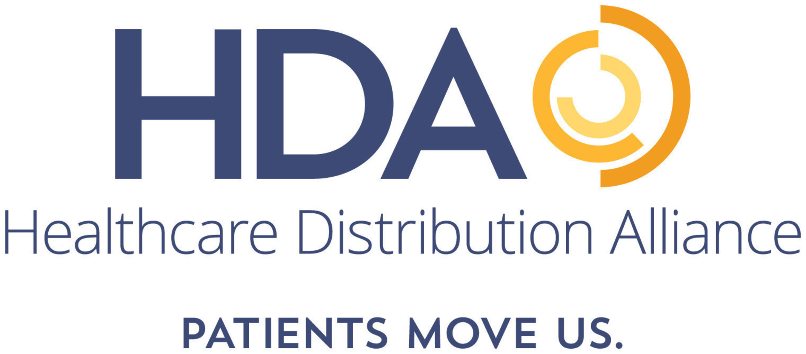Healthcare Distribution Alliance logo for LSPediA-sponsored conference sessions.