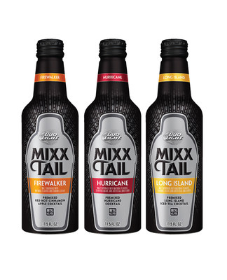 Bud Light MIXXTAIL