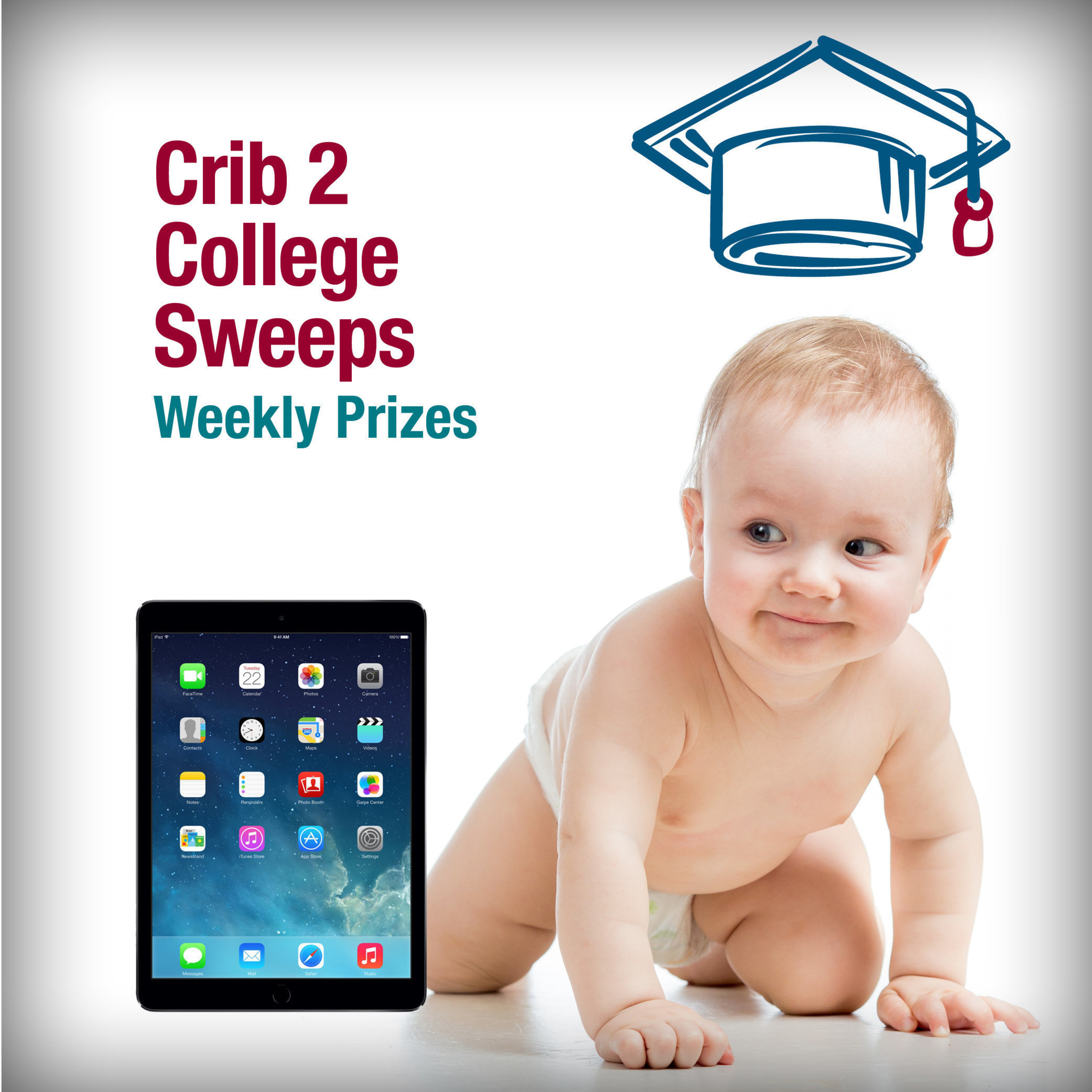 C2 Education Announces the Crib to College Sweepstakes