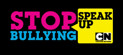 Cartoon Network's STOP BULLYING: SPEAK UP reaches students, parents & teachers with on-air/online documentaries, PSAs, educator guides and other resources to help fight bullying behaviors in schools, on playgrounds and through social media. This fall, the campaign expands its reach with new partners in government, non-profit and higher education. A new movie, CONTEST, will premiere on Oct. 6 with online viewer Q&A immediately afterward. SB:SU flags also will be raised at 4,000 BGCA Clubs across America to indicate that bullying will not be tolerated there. Find more info. & useful materials at StopBullyingSpeakUp.com.  (PRNewsFoto/Cartoon Network)