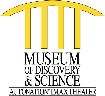 Museum of Discovery and Science Logo.  (PRNewsFoto/Museum of Discovery & Science)