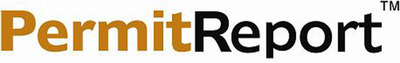 The Permit Report Logo.  (PRNewsFoto/The Permit Report, LLC)