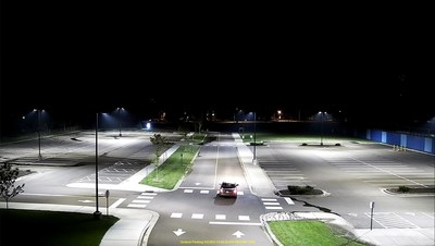 Systems integrator Security & Sound, of Bonifacius, Minn., chose Hikvision's DS-2DF8223I-AEL 1080p PTZ for the Becker School District parking lot to provide full color coverage around the clock and in all kinds of weather.