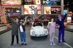 Beatles LOVE By Cirque du Soleil Celebrate 50th Anniv. of The Beatles' in Vegas (PRNewsFoto/Cirque du Soleil)