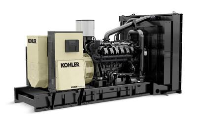Kohler_Diesel_Industrial_Generator