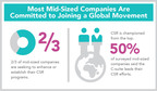 New Research Report Reveals Corporate Social Responsibility Trends in Mid-sized Companies