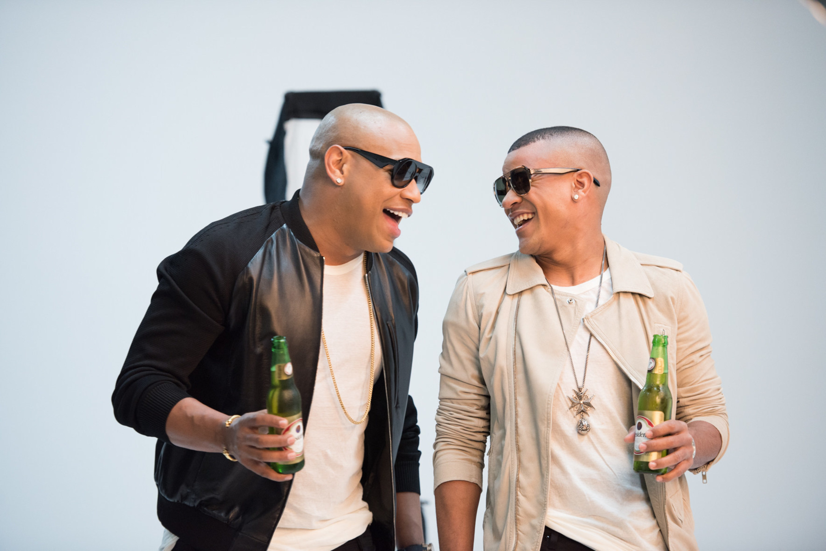 Presidente Beer and World-Renowned Urban Duo Gente de Zona Announce Partnership