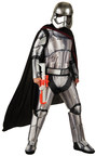 Captain Phasma, a new character from Star Wars: Episode VII The Force Awakens, Adult Deluxe costume on BuyCostumes.com.