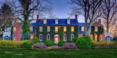 Auction April 24th of Historic Virginia Estate by Concierge Auctions WestEndEstateAuction.com.  (PRNewsFoto/Concierge Auctions)