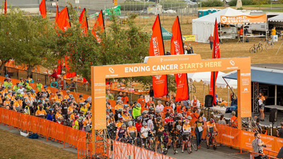 Inaugural Obliteride Sets Northwest Fundraising Record. The Fred Hutch event raises nearly $2 million for cancer research. (PRNewsFoto/Fred Hutchinson Cancer Research Center) (PRNewsFoto/FRED HUTCHINSON CANCER RESEAR...)