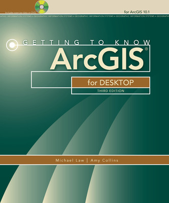 This best-selling workbook has been completely revised for ArcGIS 10.1.  (PRNewsFoto/Esri)
