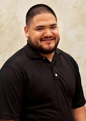 Manufacturing Engineering's 30 Under 30 Award Recipient Andres Valdez. Valdez simplifies manufacturing for Global Shop Solutions customers as a Service Consultant.