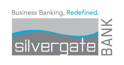 Silvergate Bank.  (PRNewsFoto/Silvergate Bank)