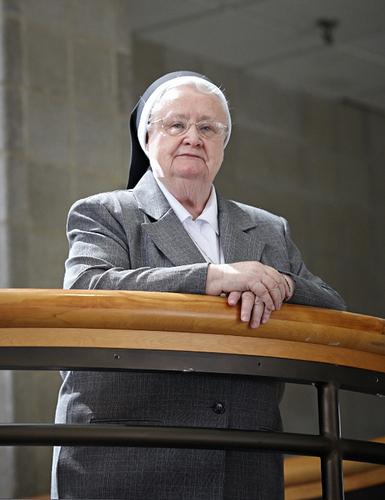 Philadelphia's longest serving university president, Sister Francesca Onley, announces her retirement after  ...