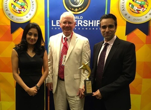 Imperial Healthcare Institute of Dubai Healthcare City receives several accolades at the Asian Leadership ...