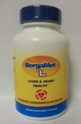 BergaMet-Liver and Heart Health (PRNewsFoto/Nathealthsolutions)