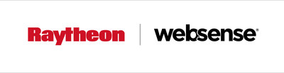 Logo for Raytheon | Websense.