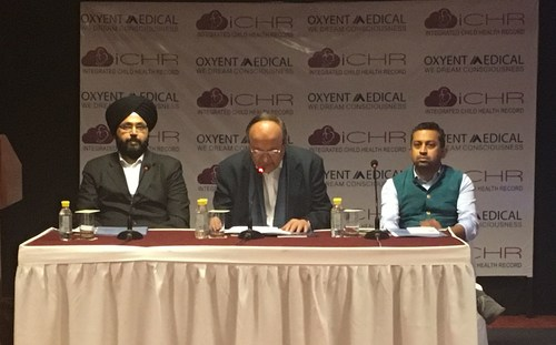 India's first hospital-linked digital platform for keeping children's health records launched ...