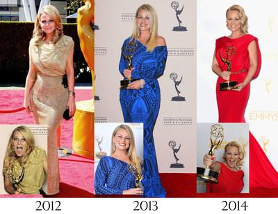 Marina Toybina Sets Primetime Emmy Award Costume Design Category Record! (PRNewsFoto/ZTPR)
