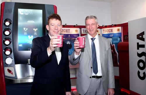 Dubai Airports, Emirates Leisure Retail (ELR) and Costa Coffee Join Forces for the Worldwide Launch