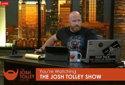 The Josh Tolley Show (PRNewsFoto/Big Electric Management) (PRNewsFoto/BIG ELECTRIC MANAGEMENT)