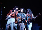 George Harrison's GRAMMY-winning Concert for Bangladesh album makes its exclusive digital debut on the iTunes Store (www.itunes.com) today, 40 years after the historic concert event on August 1, 1971.  Copyright Info: Only to be reproduced editorially in conjunction with the promotion of the 40th Anniversary of The Concert For Bangladesh and the digital release on iTunes of The Concert For Bangladesh. Editorial License Term:  26th July 2011 to 31st August 2011.  (PRNewsFoto/Apple Records Inc. / The George Harrison Fund for UNICEF)