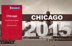 MICHELIN Guide Chicago 2015 announces new stars
