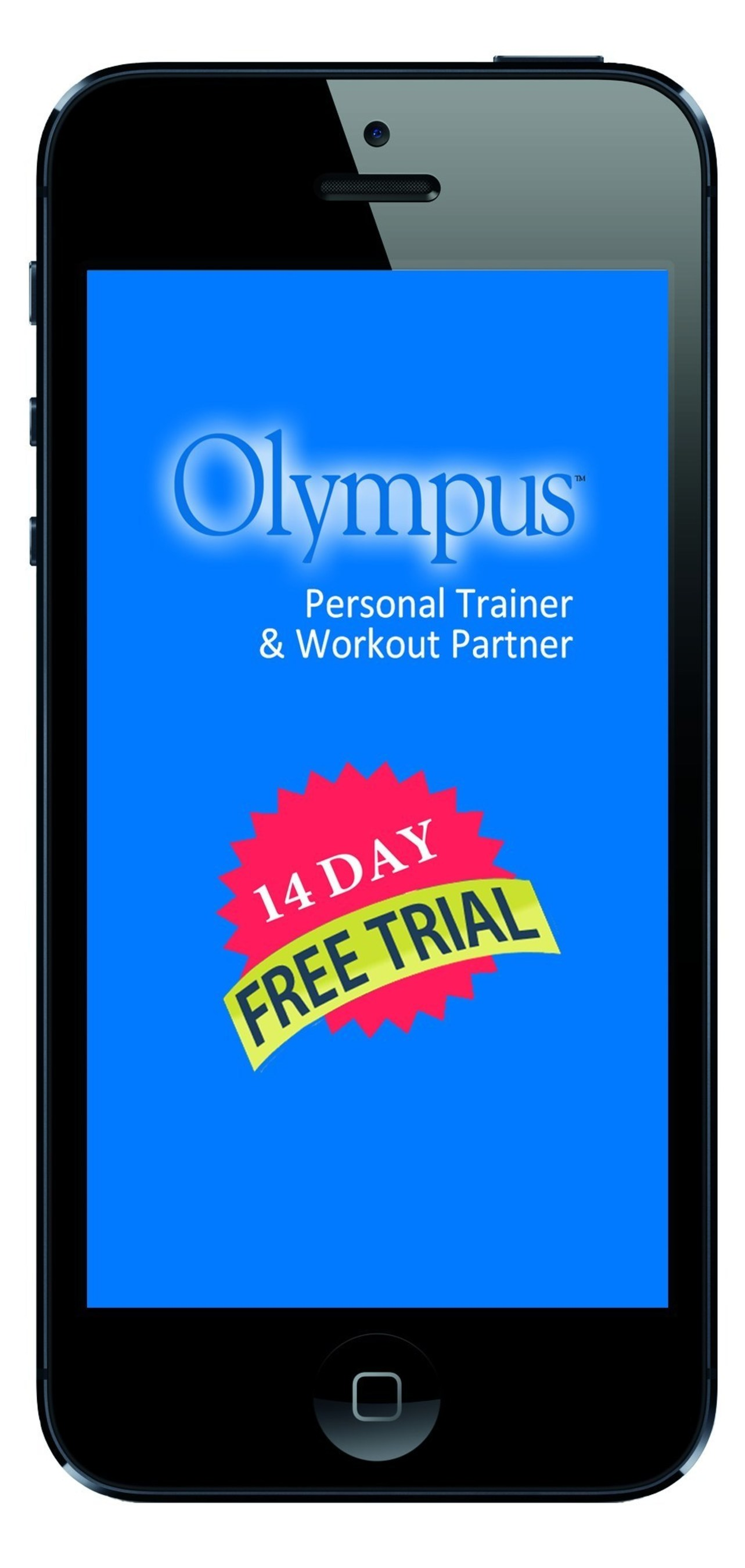Olympus' Surges Into The Top 100 iTunes Health & Fitness Apps!