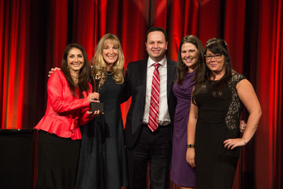Digital Risk, LLC Wins Eight Stevies(R) And 2nd Place Grand Stevie(R) In 2015 Stevie Awards For Women In Business