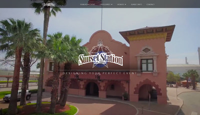 Welcome to Historic Sunset Station, a San Antonio landmark full of history, flair and charm.