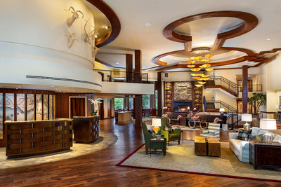 Lake Arrowhead Resort & Spa, acquired by Carey Watermark Investors in July 2012, has just completed a $4.6 million renovation and joined Autograph Collection, which is part of the Marriott International, Inc. global portfolio. (PRNewsFoto/Carey Watermark Investors Incorporated)