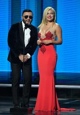 """El DJ favorito de la generacion millennial, Alex Sensation arraso en los """"Latin American Music Awards"""" desde Hollywood por Telemundo."""