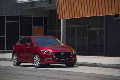 2017 Mazda3 Adds Upmarket Options and Greater Value