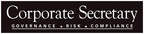 Corporate Secretary announces finalists for annual Corporate Governance Awards