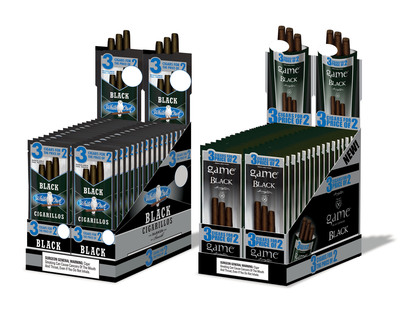 The Darker Side of Smooth-Game and White Owl Cigarillos.  (PRNewsFoto/Swedish Match)