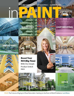 inPAINT Magazine.  (PRNewsFoto/Behr Professional Products & Services Group)