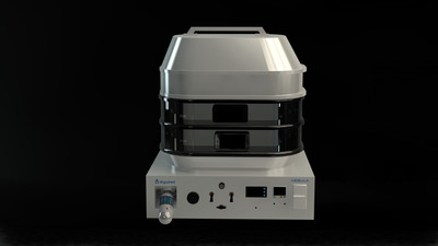 DryWired(TM) Nebula Nanocoating System - compact design ideal for electronic retailers. (PRNewsFoto/DryWired)