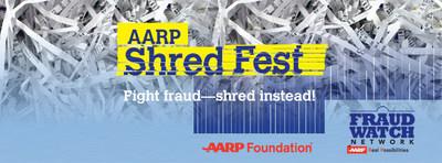 AARP Shred Fest