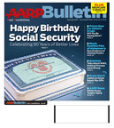 AARP Bulletin July/August Cover