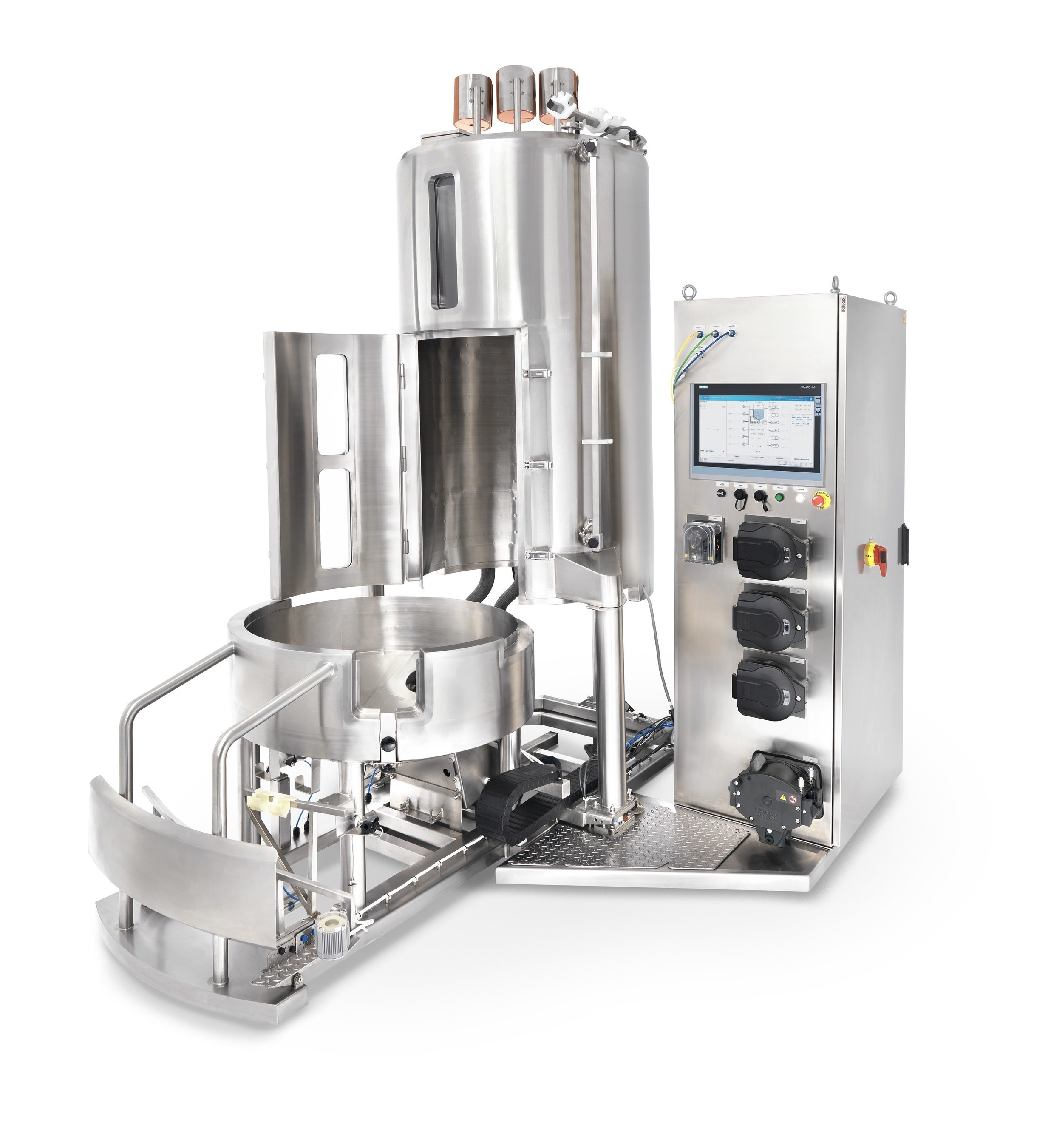 The Mobius(R) 1000 liter single-use bioreactor completes the comprehensive Mobius(R) stirred tank portfolio of 3 to 2000 liter sizes, delivering greater flexibility and continuity for scale-up