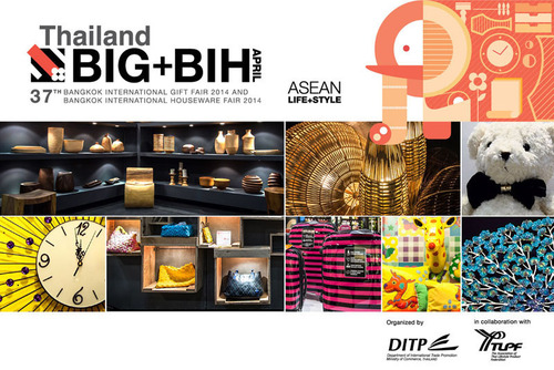 See the most inspired designs of lifestyle products from 600 exhibitors across the world @BIG+BIH April 2014. ...