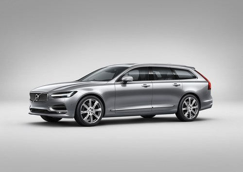The new Volvo V90. Redefining the European Estate. (PRNewsFoto/Volvo Car Group) (PRNewsFoto/Volvo Car Group)